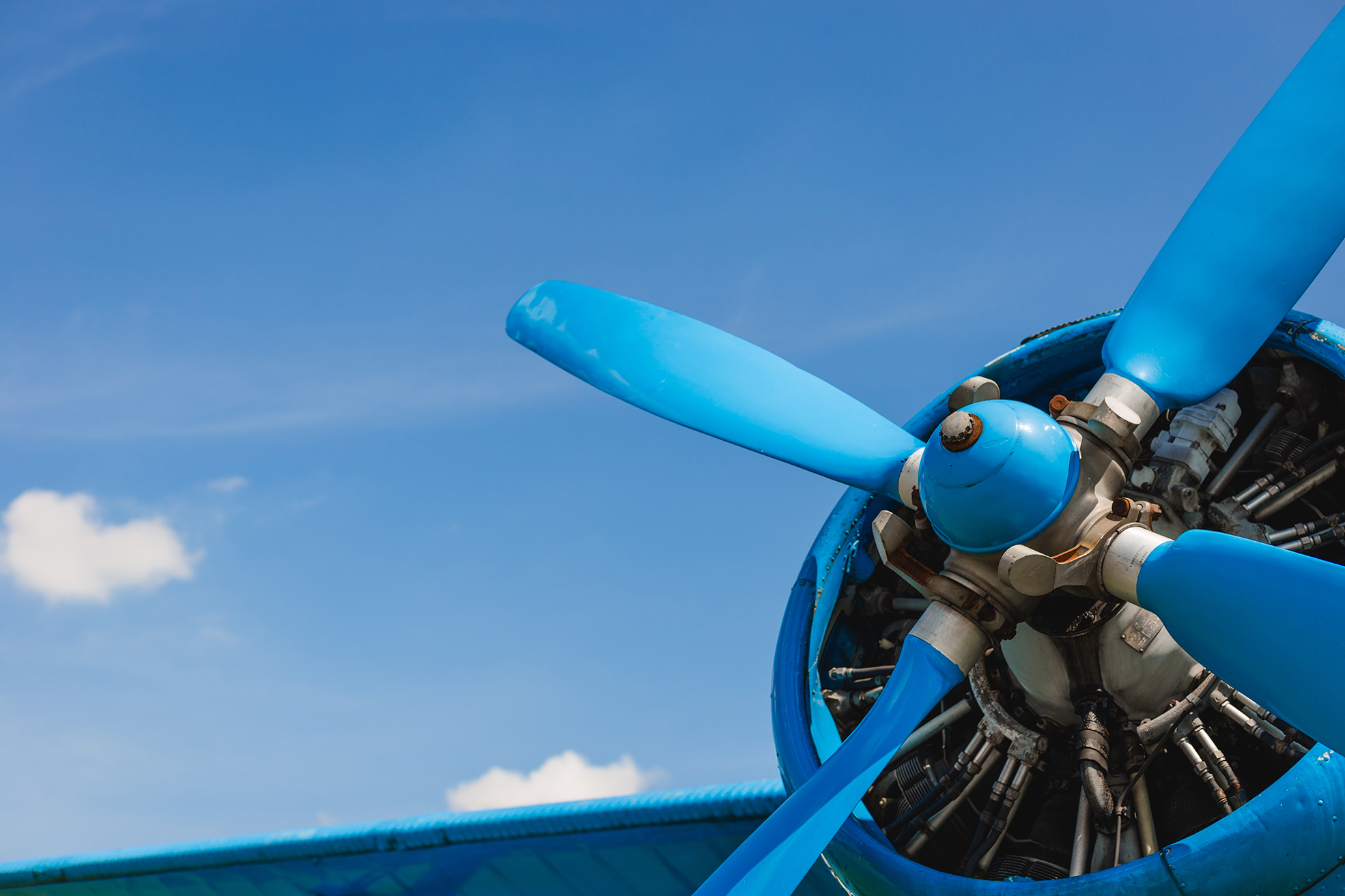 AdobeStock_289170746 - Radial Engine_Resized